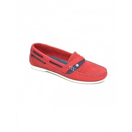 DUBARRY - Mocassins Hawai - Rouge