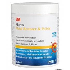 3M Marine Metal Restorer & Polish 500 ml