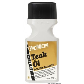 YACHTICON Teak Oil Classic 500 ml