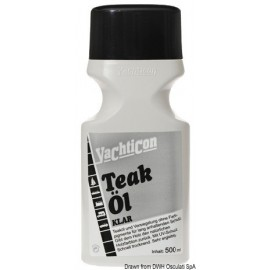 YACHTICON Teak Oil Claear 500 ml
