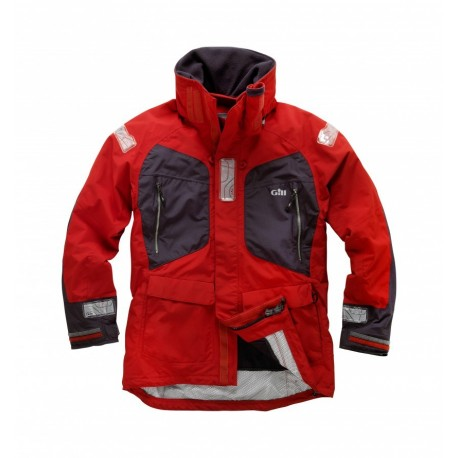 GILL - Blouson OS2 - Rouge