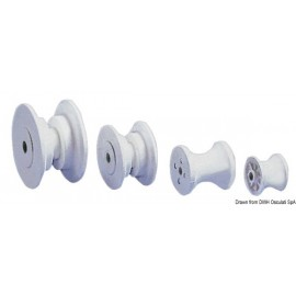 Rea de rechange nylon 88 mm