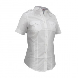 Chemise Bell - Blanche