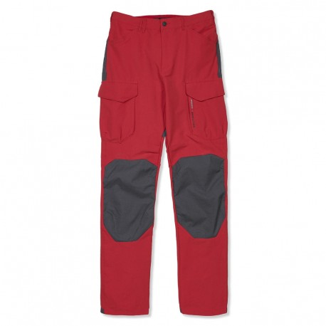 MUSTO - Pantalon Evolution performance UV - Rouge