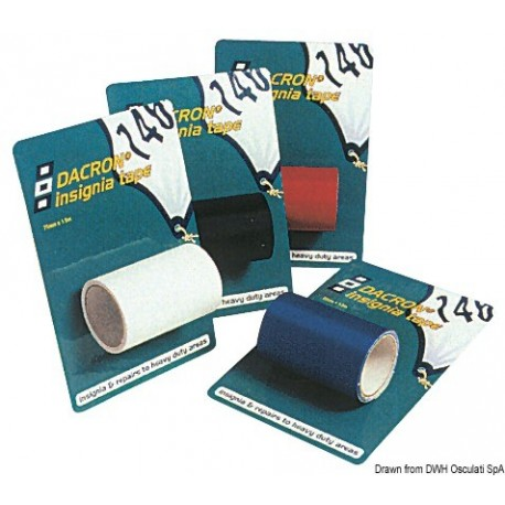 PSP Marine Tapes - Ruban adhesif 75 mm x 1,5 blanc