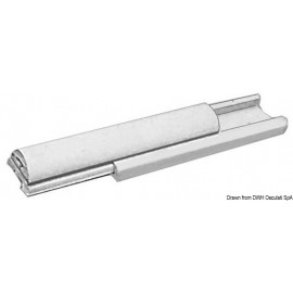 Osculati - Couvre-joint blanc 55 x 55 mm