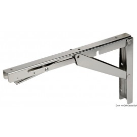 Osculati - Bras pliable support table 305 x 165 mm