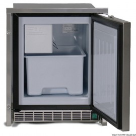 Isotherm - Machine a glacons ISOTHERM Low Profile White