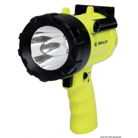 Osculati - Lampe-torche a led impermeable Extreme