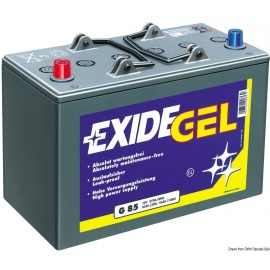 Batterie Exide Gel 60 Ah