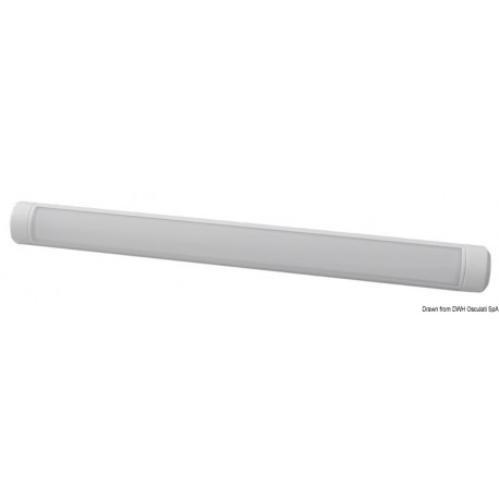 Osculati - Eclairage a LED version sur plan 12/24V 2,4W 3500K
