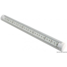 Eclairage Slim 75 LED anti-choc 12/24 V 7 W
