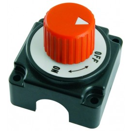 EURO MARINE - COUPE BATTE.250A BOUTON ROUGE