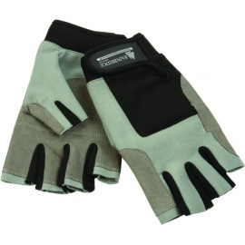 BAINBRIDGE INTERNATIONAL - Gants doigts coupes - medium