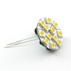 AMP G4 - 12 Led Blanc Froid diam.30mm Vertical