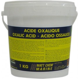 MATT CHEM - ACIDE OXALIQUE 1KG (C24)