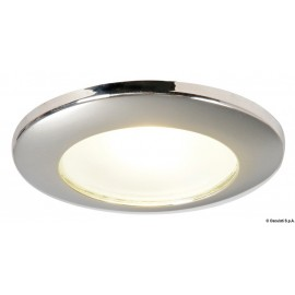 Spot LED Syntesis finition en inox
