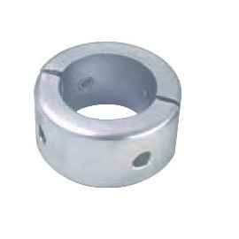 SUPER MARINE - Anode zinc collier Gori Shaft 3 pales diam.83-53 - 40