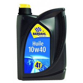 Huile 4T 10W40 100% synthese - 5L
