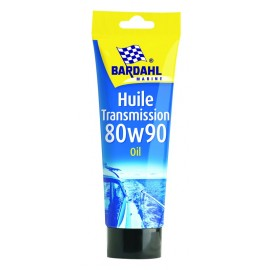 Huile d'embase 80W90 semi-synthese - 250mL