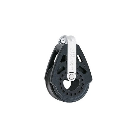 HARKEN - Poulie Carbo 40 mm block