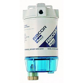 RACOR - Filtre separateur essence 320R RAC 01 227 L h