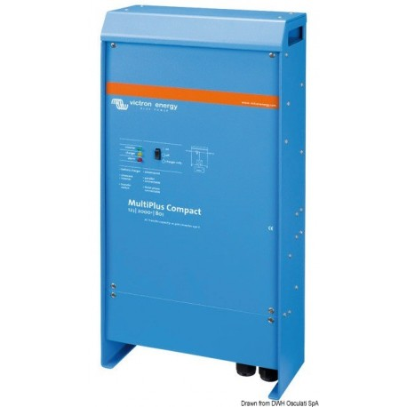 Victron energy blue power - Systeme combine Victron Multiplus 2000 W 12 V