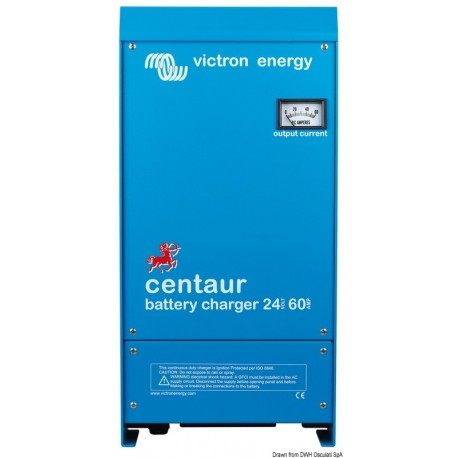 Victron energy blue power - Chargeur batterie analog VICTRON Centaur 28,8V 60A