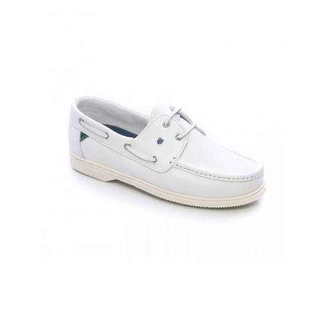DUBARRY - Chaussures Bateau Admirals - Blanches