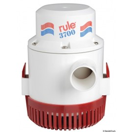 Maxi pompe immergee Rule 4000 24 V