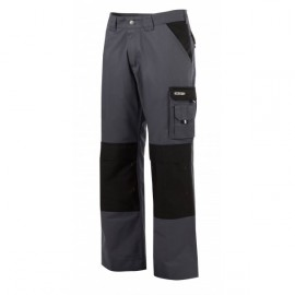 Pantalon Boston - Gris et noir