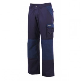 Pantalon Boston - Bleu