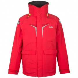 Veste OS3 Coastal - Rouge