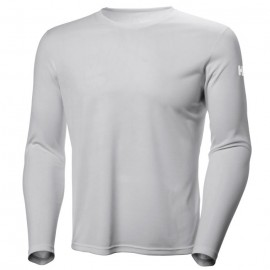 Tee-shirt manches longues gris