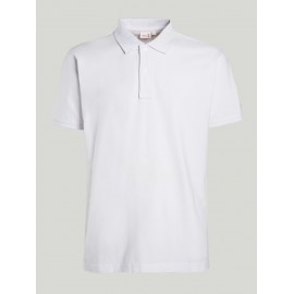 SLAM - Chemise homme Coleman SS - Blanc