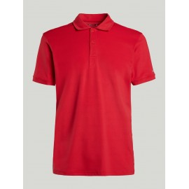 Polo homme Paterson SS - Rouge