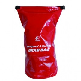 GRAB BAG VIDE 50L JAUNE