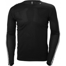 "T-shirt noir ""Baselayer lifa crew"""