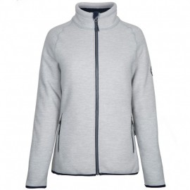 "Veste gris clair ""Polar jacket women"""
