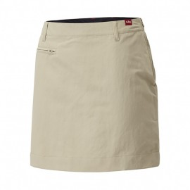 "GILL - Jupe-short kaki "" UV Tech skort"""