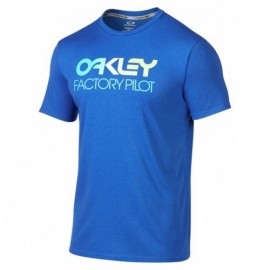 T-Shirt Oakley Shifter - Bleu