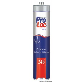 Scellant/adhesif noir ProLoc 246 600 ml