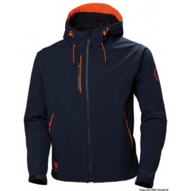 HELLY HANSEN - HH Chelsea Evo Hooded softshell navy M