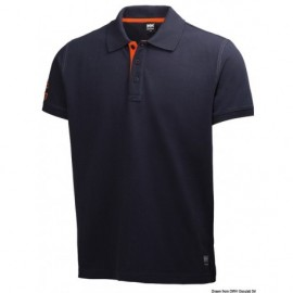 HH Oxfort Polo navy 2XL