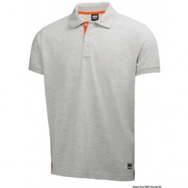 HH Oxfort Polo grigio 2XL