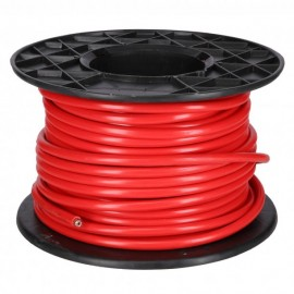 CABLE FLEXBAT 25MM2 ROUGE 40M