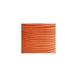 CORDAGE FLOTTANT ORANGE POLYPRO 10MM X 100 MT