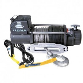 SUPERWINCH - TREUIL ELECTRIQUE S7500 3402KG 12V CABLE SYN