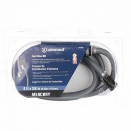 Attwood - ALIMENTATION CARBURANT HORS BORD MERCURY superieur98