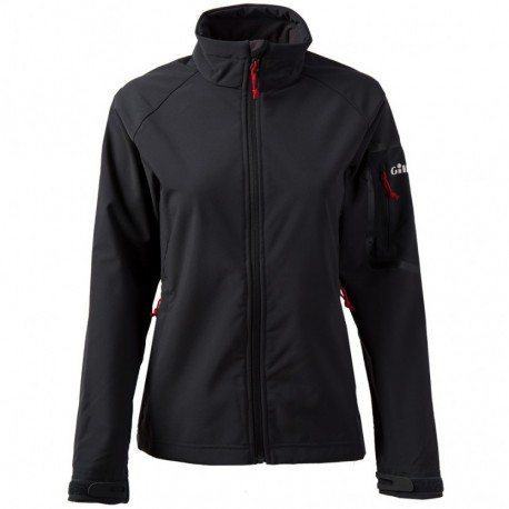 GILL - Veste W Softshell Equipage - Grise